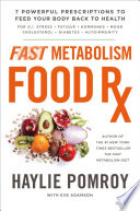 Fast Metabolism Food Rx Book PDF