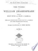 The Works Of William Shakespeare King Richard Iii King John Merchant Of Venice King Henry Iv Pt I Ii