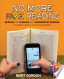 No More Fake Reading