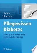 Pflegewissen Diabetes