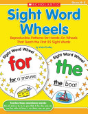 Sight Word Wheels