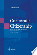 Corporate Citizenship