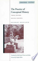 The Practice of Conceptual History