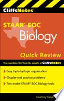 Cliffsnotes Staar Eoc Algebra I Quick Review
