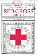 The American Red Cross Bulletin book
