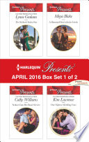 Harlequin Presents April 2016   Box Set 1 of 2