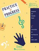 Practice   Progress Lesson Notebook