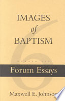 Images Of Baptism book