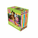 Masha And The Bear Pocket Library
