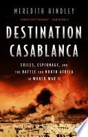 Destination Casablanca Book PDF