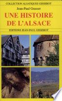 Une Histoire de l Alsace