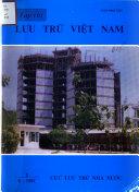 Tạp chí lưu trữ Việt Nam