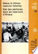Etat Des P  cheries Dans Les R  servoirs D Afrique