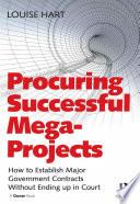 Procuring Successful Mega Projects