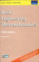 Basic Engineering Thermodynamics
