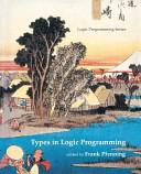 Types in Logic Programming