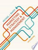 Marketing Strategy and Management