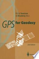 GPS for Geodesy