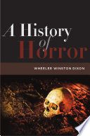 A History Of Horror : screen in the late 1890s, viewers...
