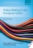 Policy-making in the European Union