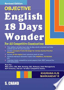 Objective English 18 Days Wonder