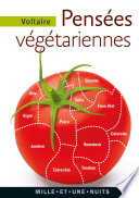 illustration du livre Pensées végétariennes