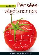 illustration Pensées végétariennes