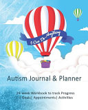 I Can Do Anything Autism Journal And Planner