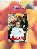 Annual Editions  Nutrition 08 09