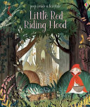 Peep Inside a Fairy Tale: Little Red Riding Hood And Peering Through The Cut Outs In