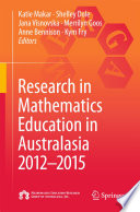 Research in Mathematics Education in Australasia 2012 2015