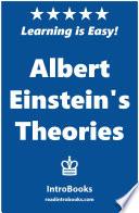 Albert Einsteins Theories Book PDF