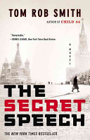 The Secret Speech-book cover