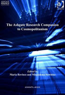 The Ashgate Research Companion to Cosmopolitanism
