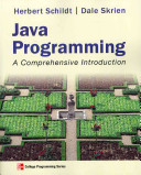Java Programming  A Comprehensive Introduction