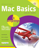 Mac Basics in easy steps  3rd edition