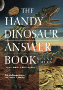 download ebook the handy dinosaur answer book pdf epub