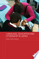 Language  Education and Citizenship in Japan