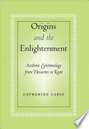 Origins and the Enlightenment