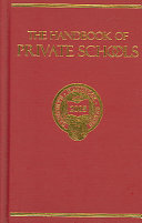 The Handbook Of Private Schools