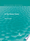 In the Active Voice