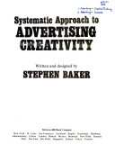 Systematic Approach to Advertising Creativity