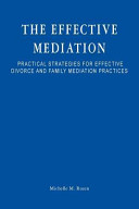 The Effective Mediation