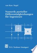Numerik Partieller Differentialgleichungen F R Ingenieure book