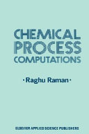 Chemical Process Computations