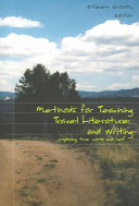 Methods for Teaching Travel Literature and Writing : Exploration of the World and Self