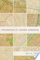 Ebook Topographies of Japanese Modernism Epub Seiji M. Lippit Apps Read Mobile