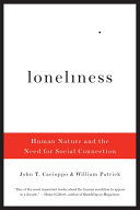 download ebook loneliness: human nature and the need for social connection pdf epub