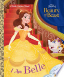 I Am Belle Disney Beauty And The Beast