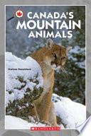 Canada s Mountain Animals